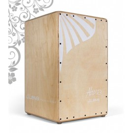 Cajón Flamenco Leiva Alma Nature