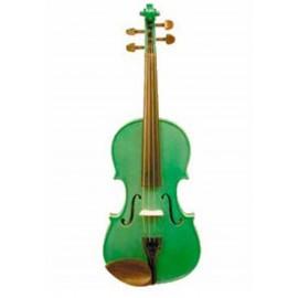Violín Stentor Harlequin 4/4 Verde