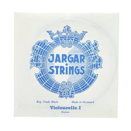 Cuerda 1ª Jargar Classic Medium Violoncello