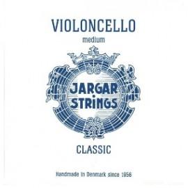 Cuerda 2ª Jargar Classic Medium Violoncello