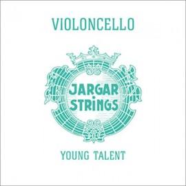 Cuerda 3ª Jargar Young Talent 3/4 Violoncello