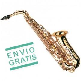 Saxofón Alto Jupiter JAS500Q Lacado