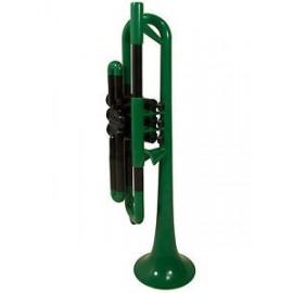 Trompeta pTrumpet Verde SIB