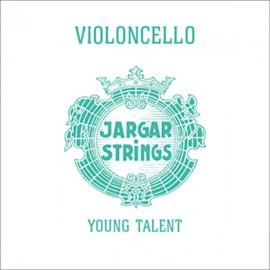 Juego Cuerdas Jargar Young Talent 3/4 Violoncello