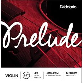 Juego de cuerdas D´Addario Prelude Medium Violín