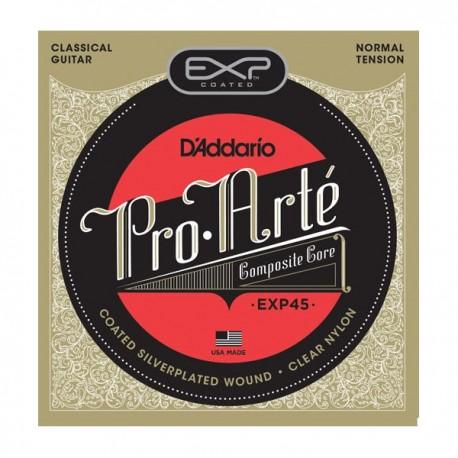 Juego de cuerdas guitarra D´Addario Pro-Arté EXP45