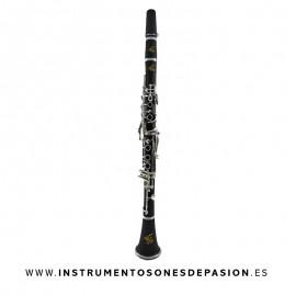 Clarinete Zeus Sib CL300