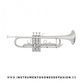Trompeta Bach Sib TR-650S Plateada