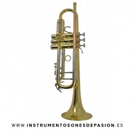 Trompeta Zeus Sib TR500L