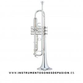 Trompeta Yamaha Sib YTR-8335LAS Plateada