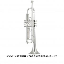Trompeta Yamaha Sib YTR-8335RGS XENO Plateada