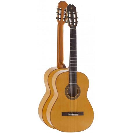 Guitarra Admira Triana serie Flamenco satinada