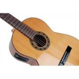 Guitarra Clásica y Flamenca Electrificada