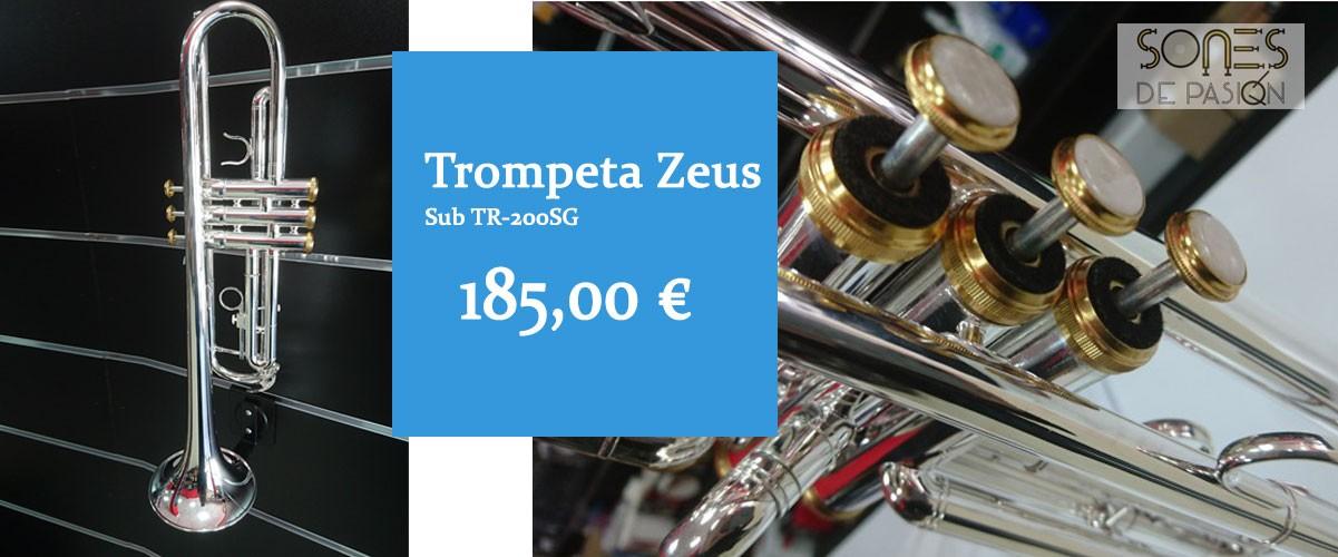 Trompeta Zeus sib 200